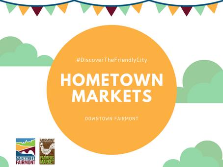 Hometown Markets Return