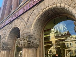 Business Spotlight:                        Adams Office Supply