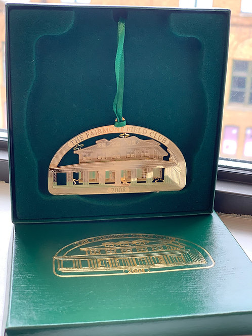 Fairmont Commemorative Ornament - Fairmont Field Club