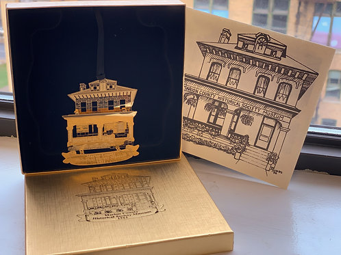 Fairmont Commemorative Ornament - The Marion County Historical Society