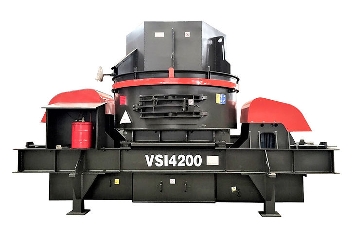 Dual Motor Vertical Shaft Impact Crusher