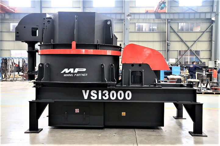 Single Motor Vertical shaft Impact Crusher