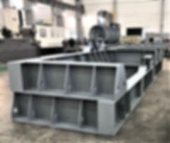 Hypro-screen Extra Heavy duty Trommel Screen Assembly