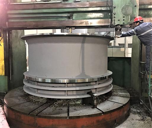 Hypro-screen Extra Heavy duty Trommel Screen Fabrication