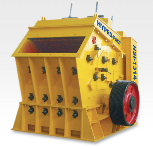 Secondary Fixed hammer crusher