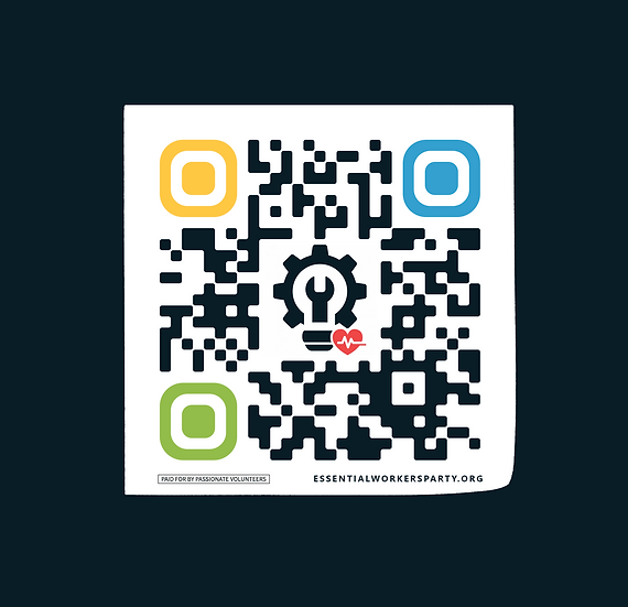 QR Turf Stickers (5 Pack)