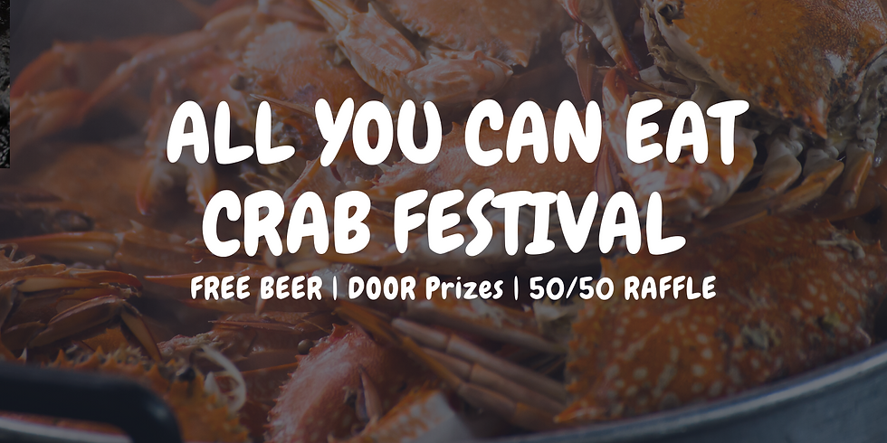 The Charles Shelton Foundation 2020 Annual Crab Feast
