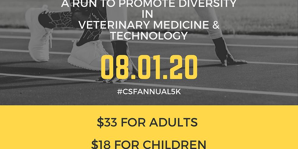Charles Shelton Foundation Annual 5K Run/Walk