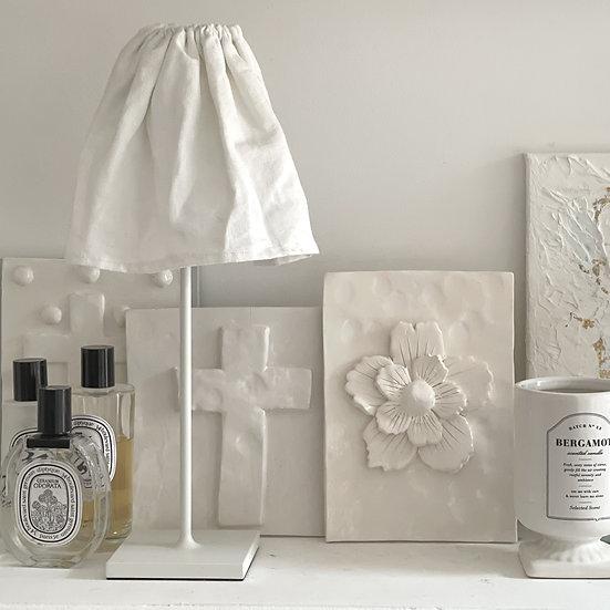 Decorative tiles - oversized flower