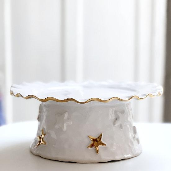 Christmas Star cake stand