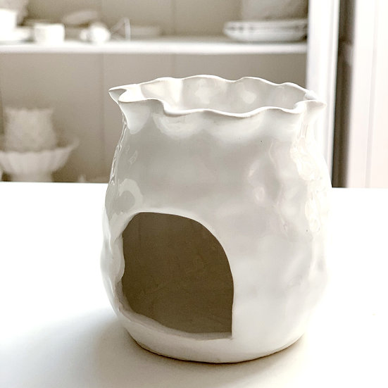Wax/oil burner - plain
