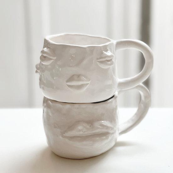 Chunky mug - lips