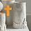 Thumbnail: Starry village pillar candle holder