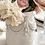 Thumbnail: Drape and tassel vase - small, med, large, jumbo