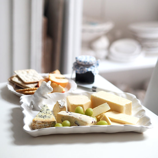 Mouse (and cheese) platter