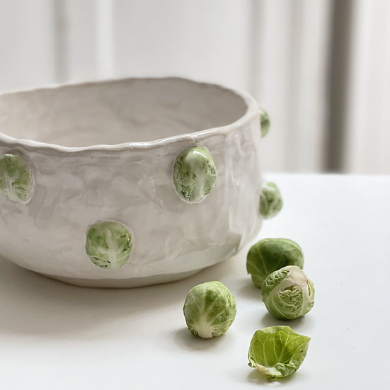 Sprout serving bowl