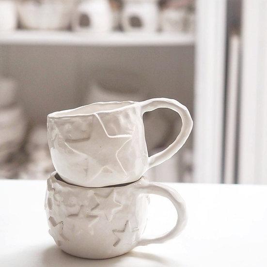Chunky mugs - star