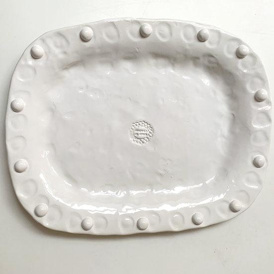 Bobble platter - med, large