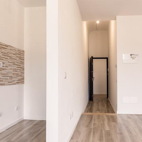 Interno appartamento CRF impresa edile