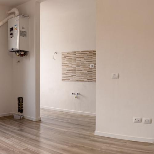 Panoramica appartamento Crf impresa edil