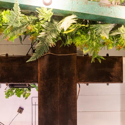 Dettaglio piante rooster CRF impresa edi