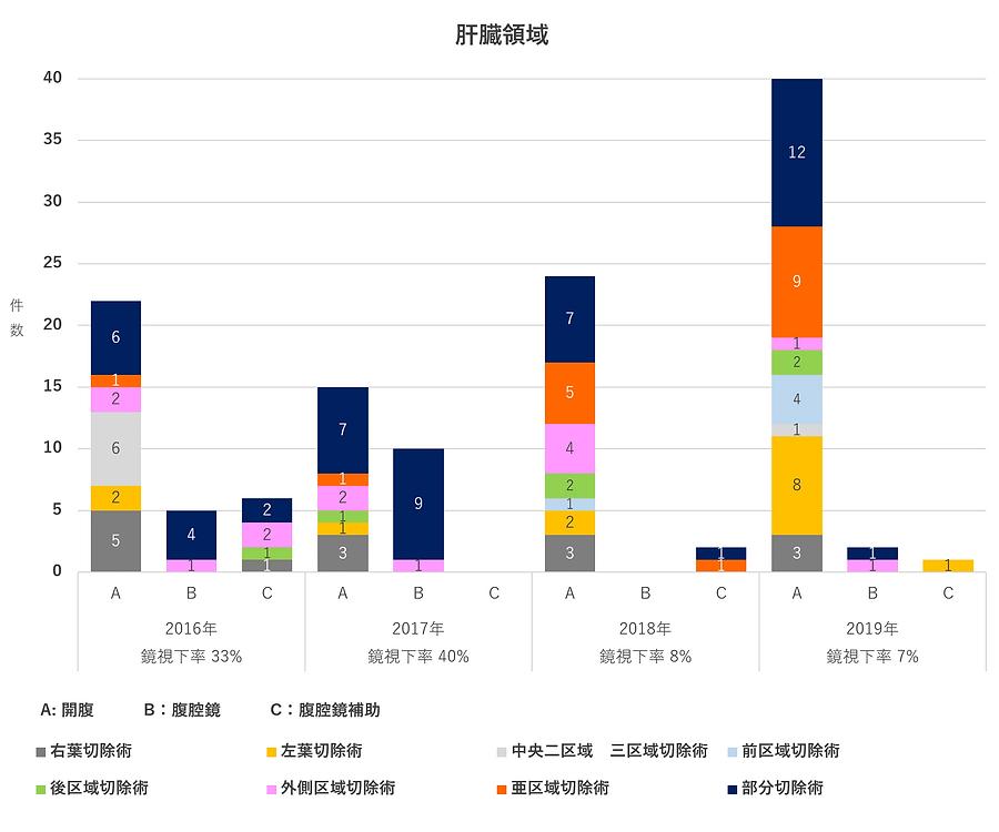 昭和大学藤が丘病院消化器・一般外科 肝臓領域