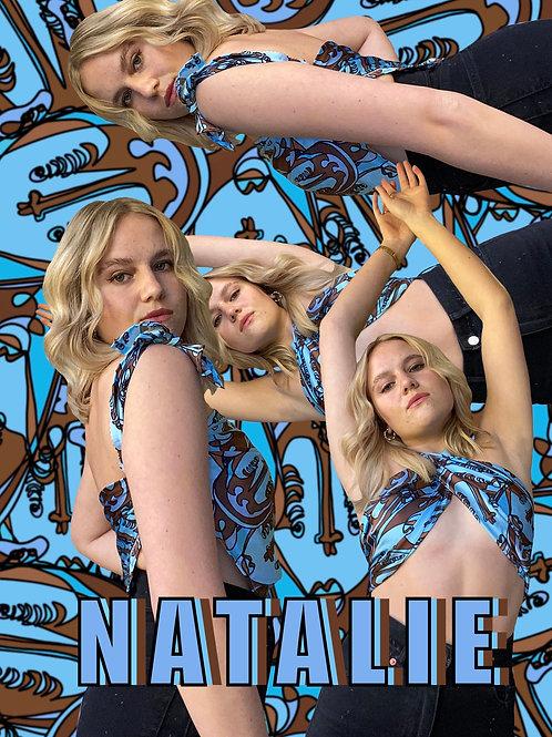 'Natalie' scarf