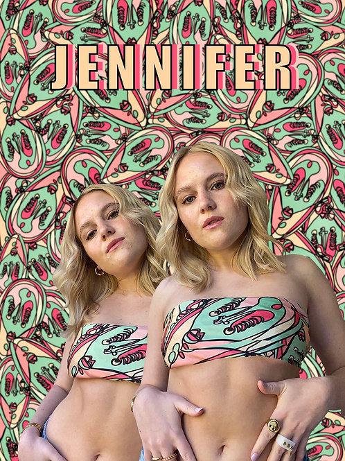 'Jennifer' scarf