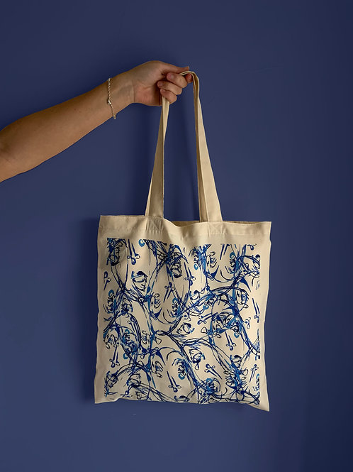 Pia's Shadow tote