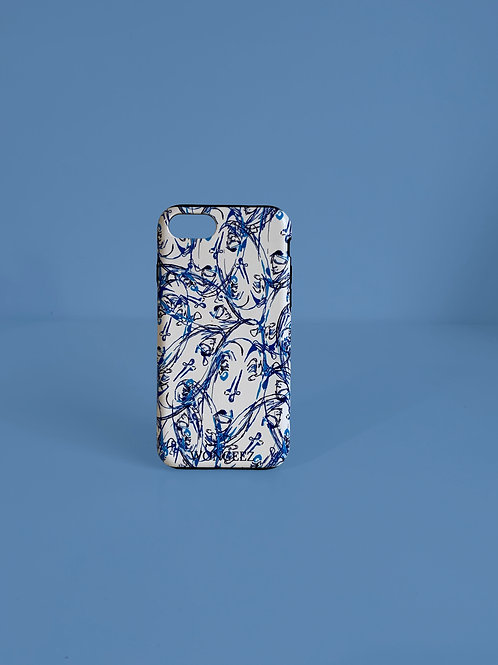 'Pia's Shadow' phone case