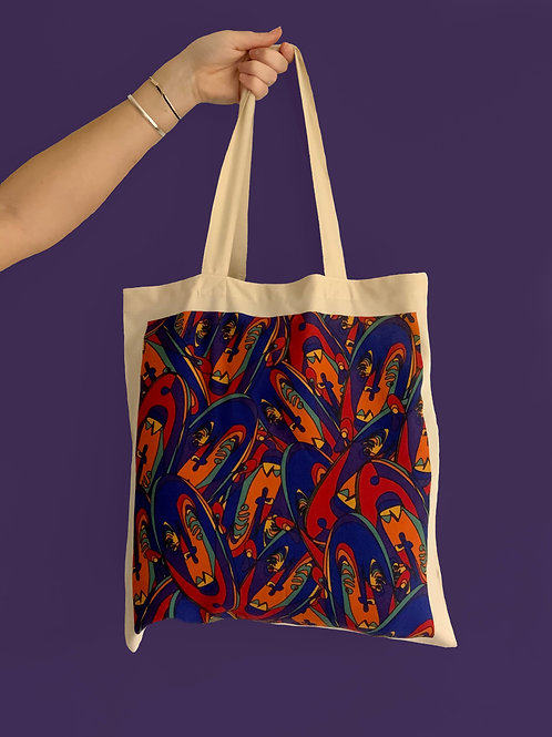 LIMITED EDITION 'Bryce' tote