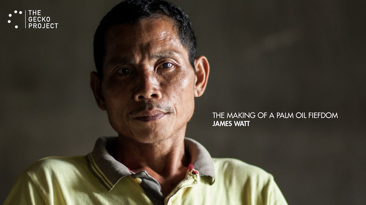 The making of a palm oil fiefdom- James Watt