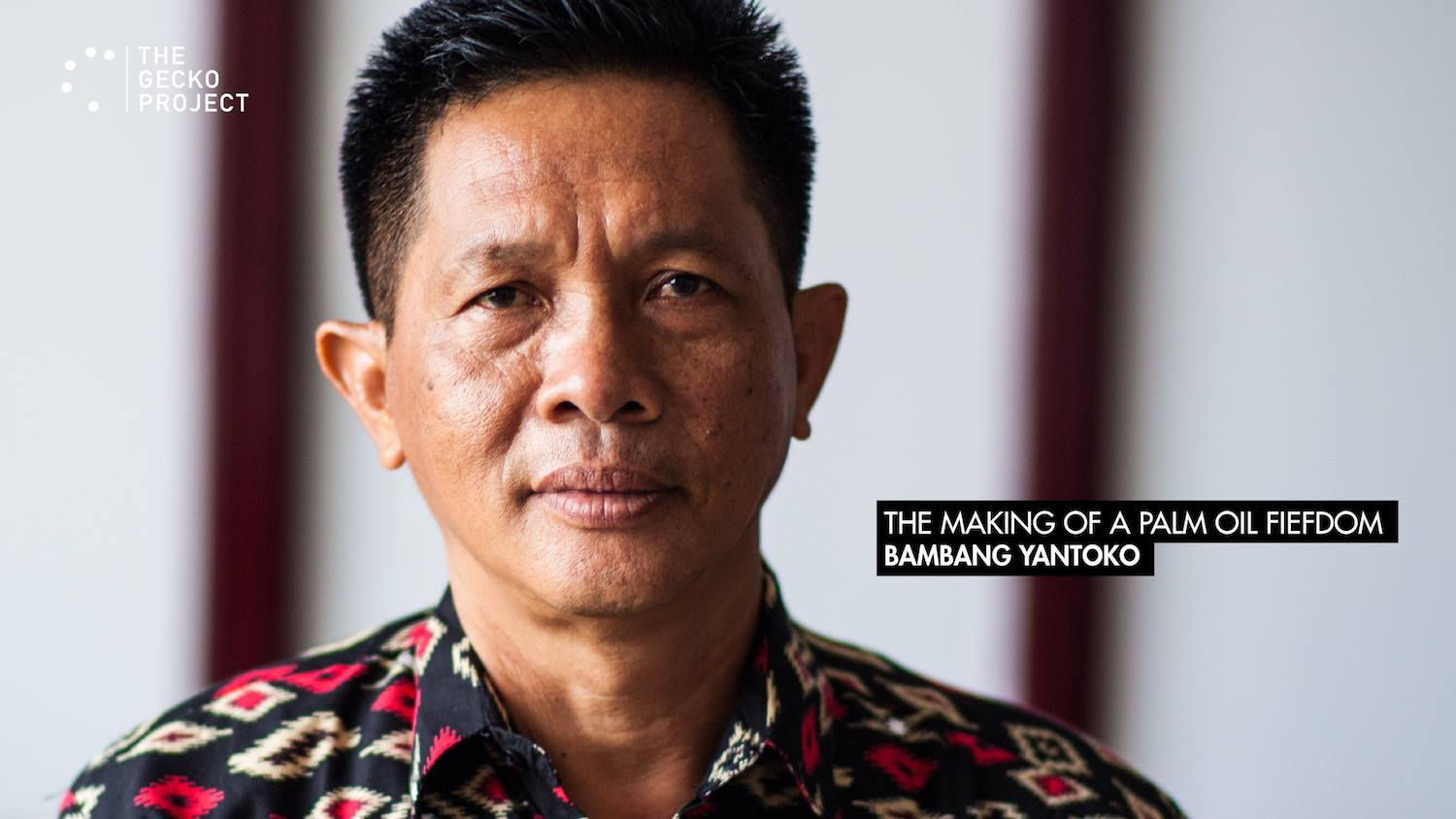 Why were poor farmers cut out of Borneo's palm oil boom?