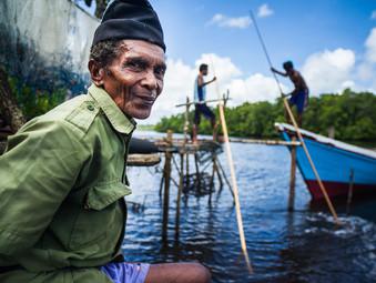 Villagers of Aru Island | Maluku, Indonesia