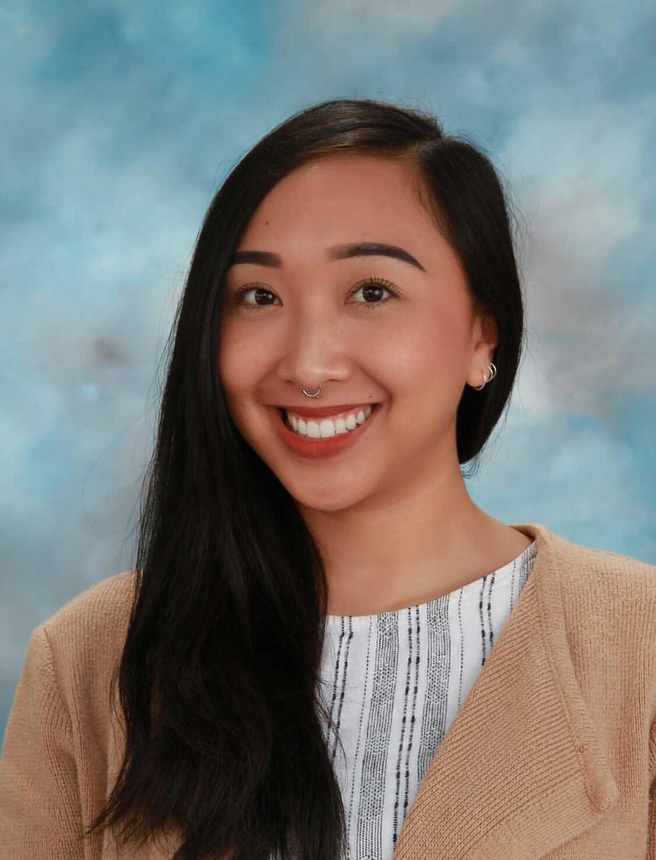 Art instructor and High School art teacher, Celine Q. Neri's headshot.