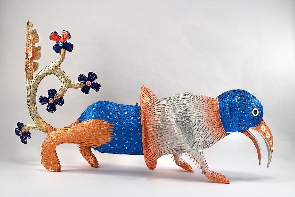 Artistic piñata, Roberto Benavidez