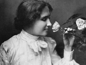 12 Helen Keller Quotes to Bring Hope
