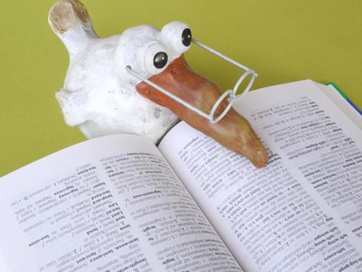 L'etimologia: una scienza inutile (o forse no?)