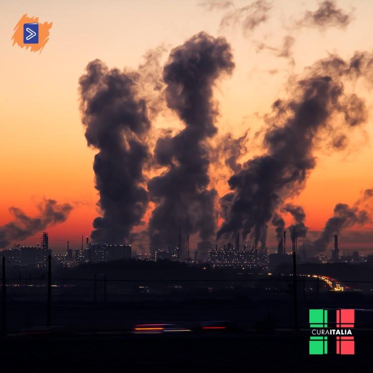 Gli effetti drammatici dell'azione dell'uomo sul clima