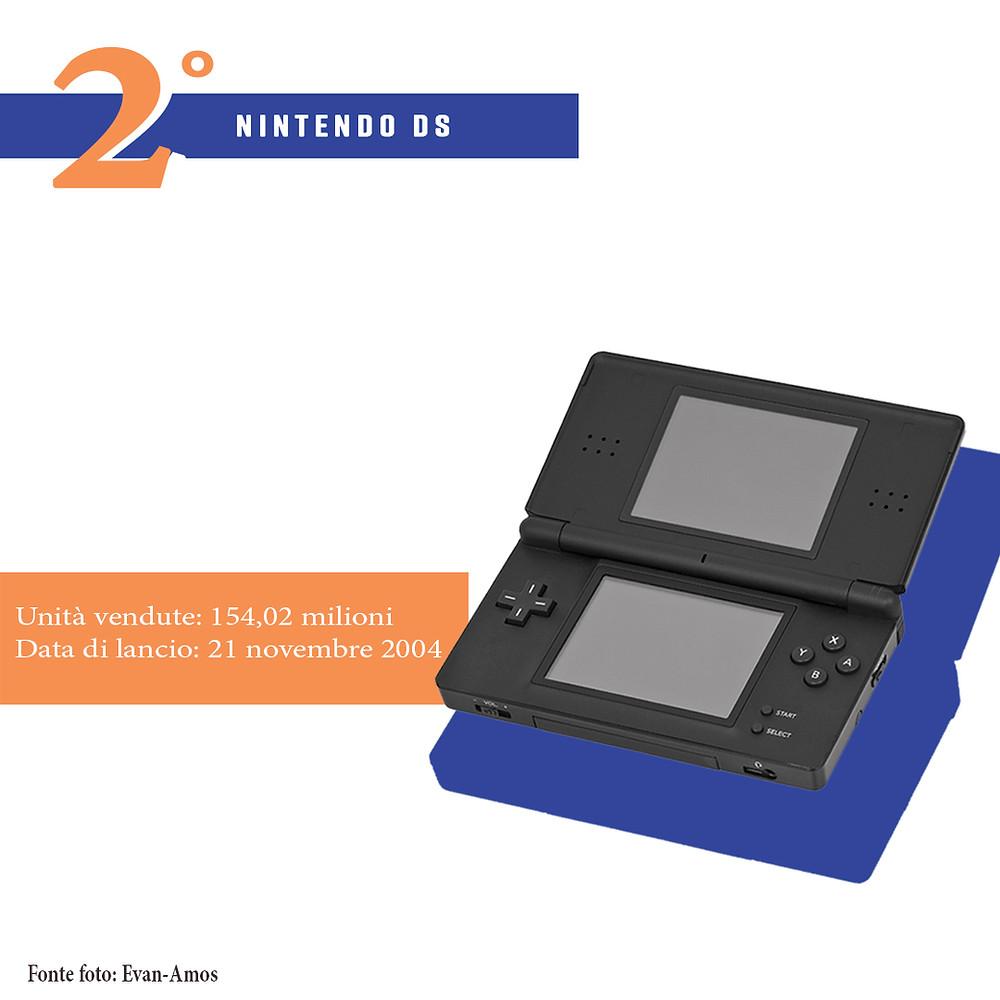 2° Posto - Nintendo DS