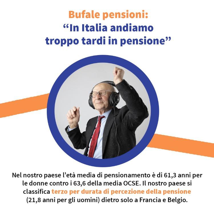 Bufale Pensioni