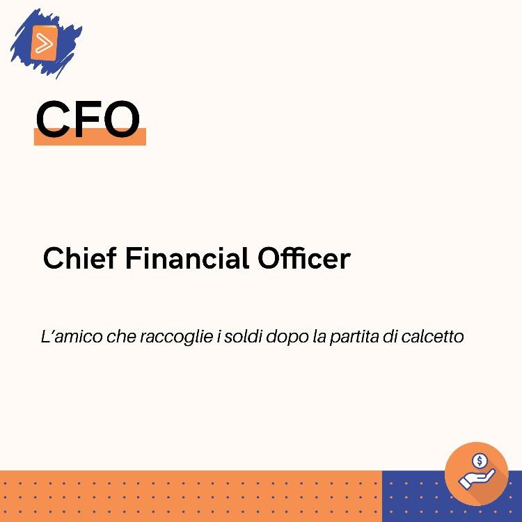 Definizione di CFO