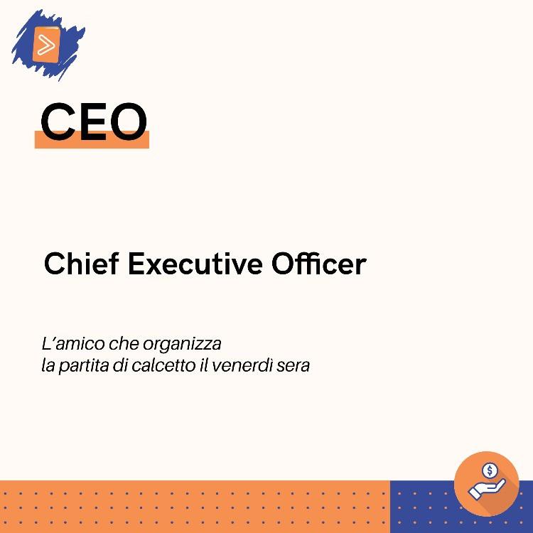 Definizione di CEO