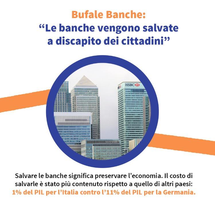 Bufale Banche