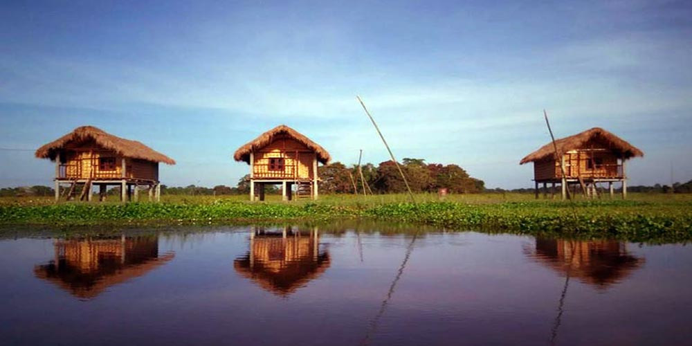 Majuli island is the largest river island in the world and is among the most beautiful places in India | Hidden Gems/Places in India