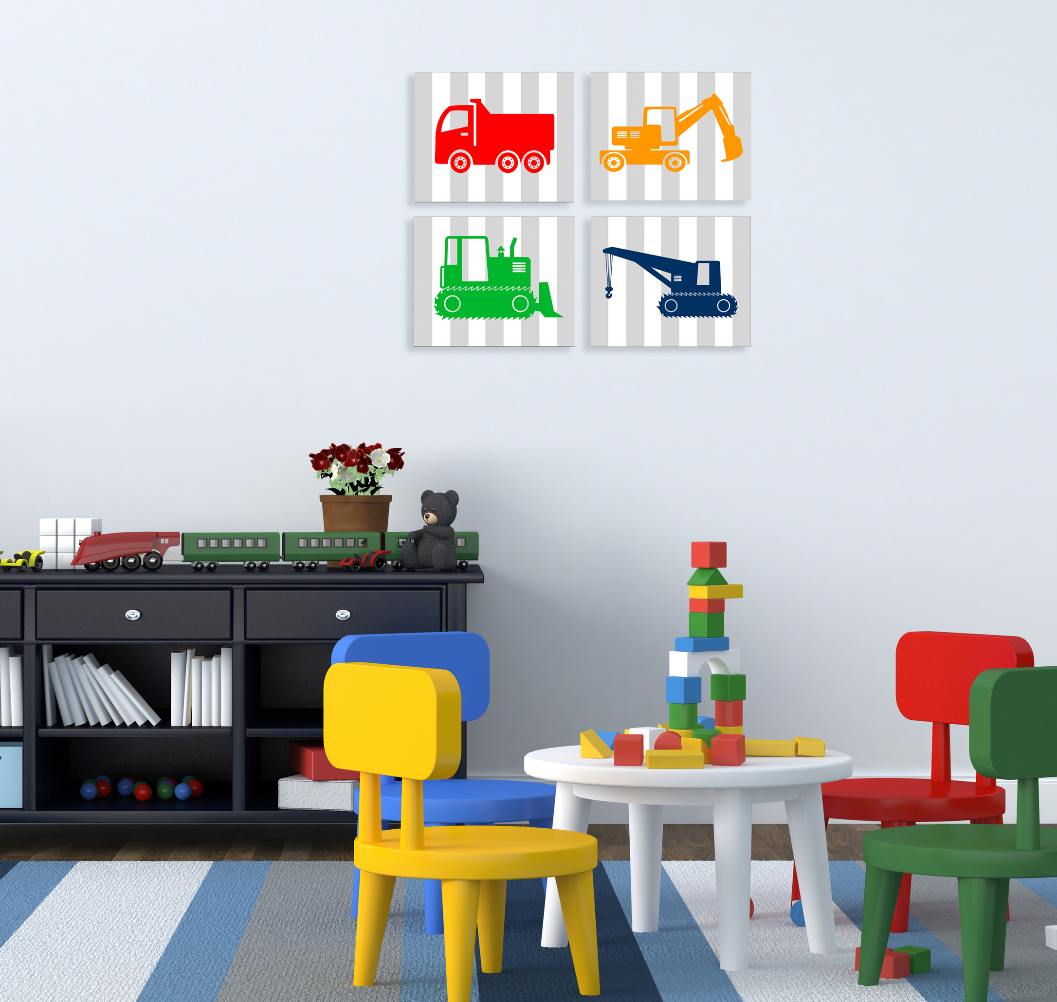 Enjoyable The Kids Room By Stupell Explore Download Free Architecture Designs Grimeyleaguecom