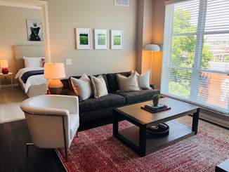 Designer Downtown 2BR w/Garage Parking + Luxury Amenities