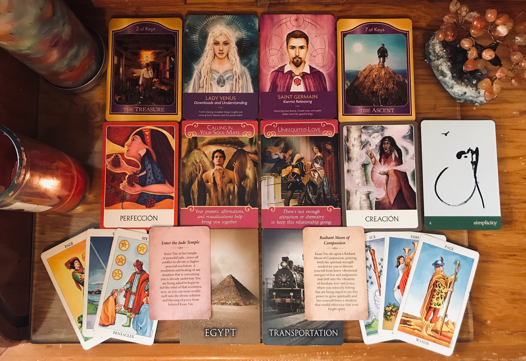 Twin Flames - Reading from Jun 3 to Jun 10, 2019