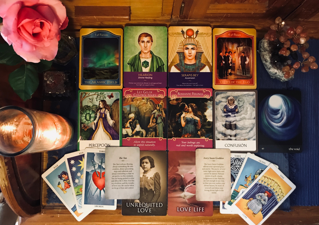 Twin Flames - Reading from April 22 to April 29, 2019