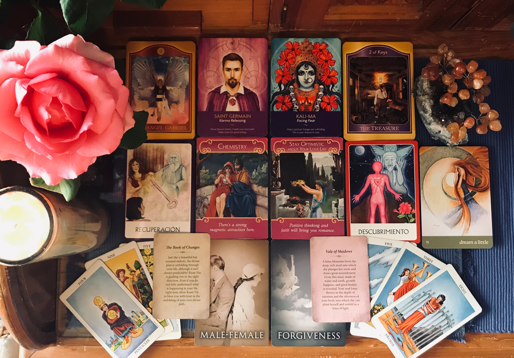 Twin Flames - Reading from May 20 to May 27, 2019